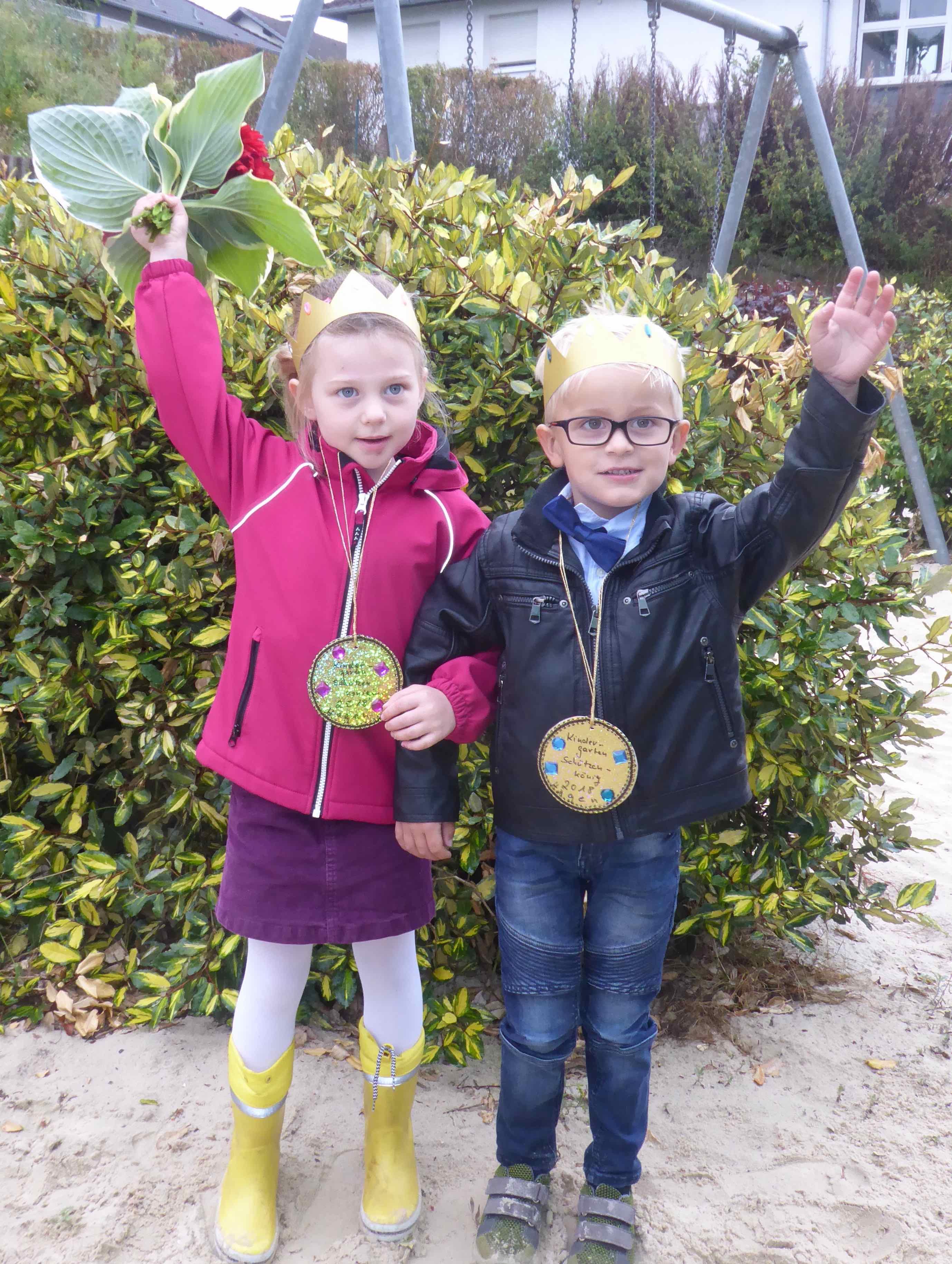 Cajus Willeke Und Thea Rohe Regieren Die Hagener Kindergartenkinder